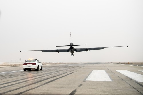 Everything you could ever want to know about flying the U-2 spy plane