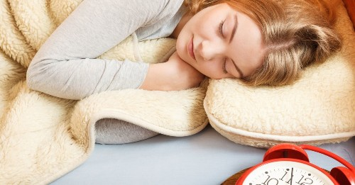 Sleeping in on the weekend might be good for you, but it's not going to fix all your problems