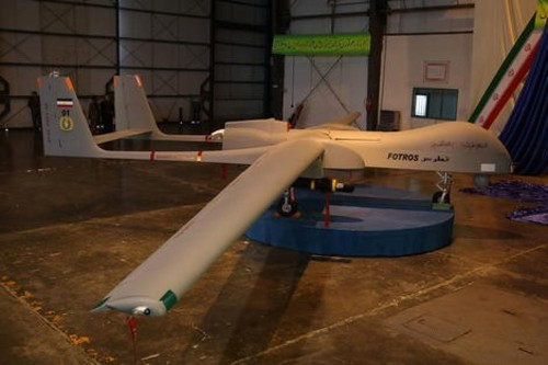 Iran Unveils New Reaper-Sized Drone