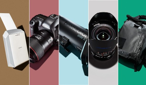 The best camera and photo gear of the year