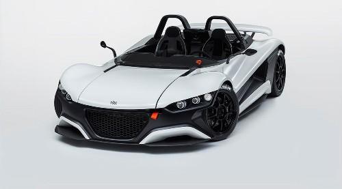 Vuhl 05 Lightweight Sports Car Goes on Sale