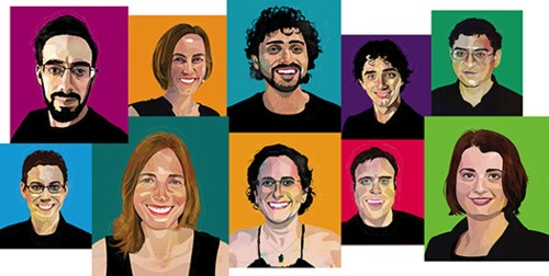 The Brilliant Ten of 2014
