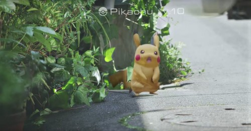Nintendo's New 'Pokémon Go' Could Bring Augmented Reality To The Masses