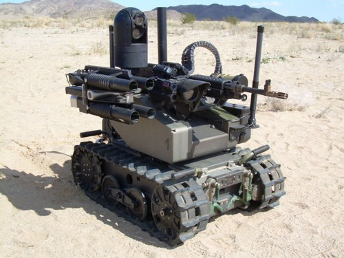 Robots May Replace One-Fourth Of U.S. Combat Soldiers By 2030, Says General