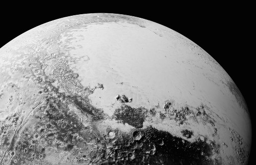 Behold Pluto In All Its Majesty