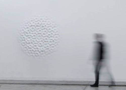 Sound Waves Sculpted On Walls And Other Amazing Images From This Week