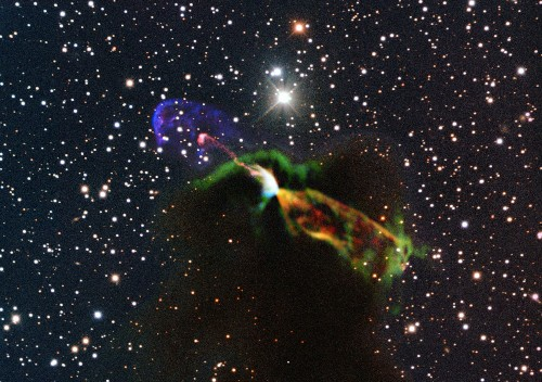 Powerful New Camera Will Observe How First Stars Formed