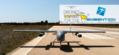 Spanish Drone Will Drop Insects Over Ethiopia To Fight Disease