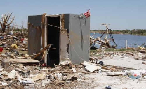 To Stop Tornadoes, Build Giant Walls Between States