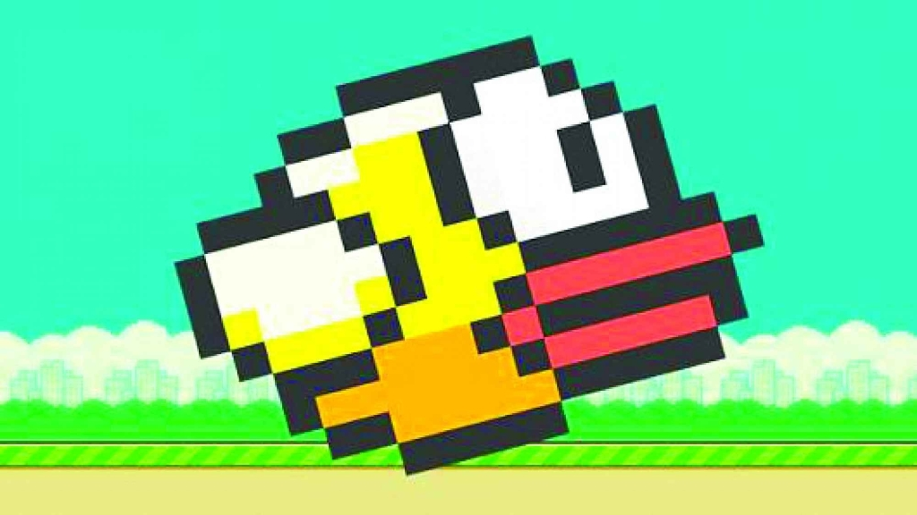 Flappy Bird  - Magazine cover