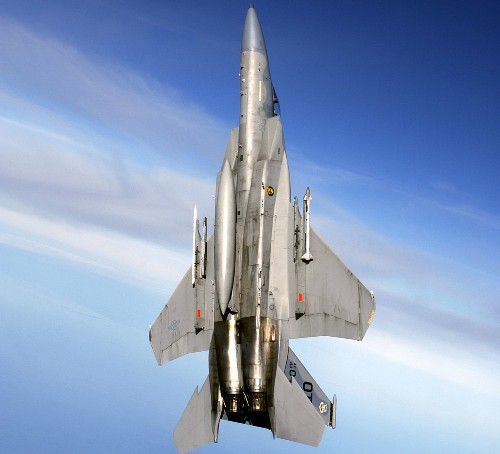 DARPA Abandons Plan To Launch Satellites From Fighter Jets