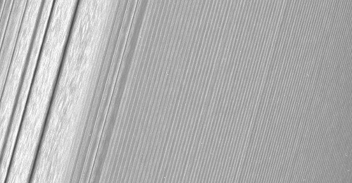 These gorgeous photos of Saturn's rings are Cassini's 'Grand Finale'