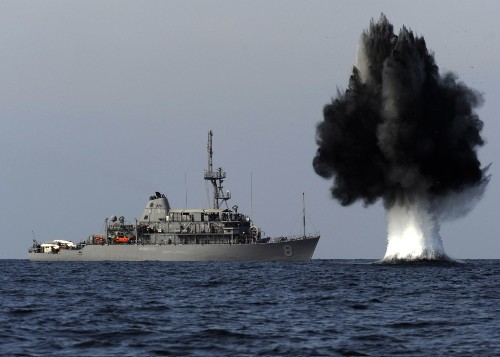 The World's Most Dangerous Naval Weapon