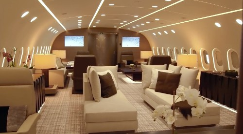 Luxury Dreamliner makes other private jets look like garbage