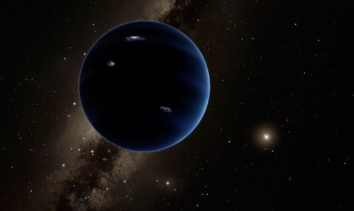 Planet Nine might not actually be a planet