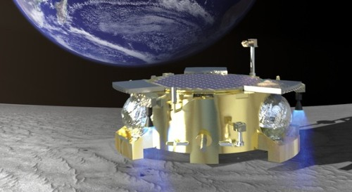 Penn State Students Seek Crowdfunding To Land A Hopping Rover On The Moon