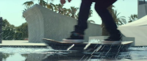 Lexus Unveils Its Working Hoverboard