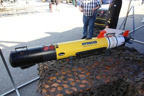 Crab Fisherman Nabs Sea Drone Instead