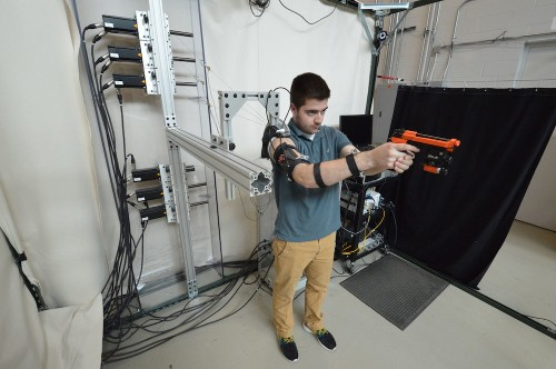 New Army Exoskeleton Makes Soldiers' Gunshots More Accurate