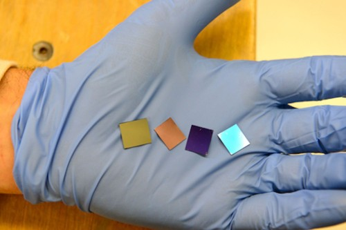 New Nano Structure Is The Thinnest Light-Absorber Ever