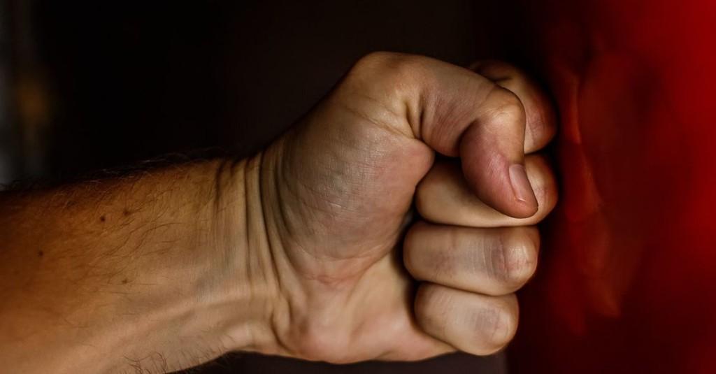 Self Defense  - cover
