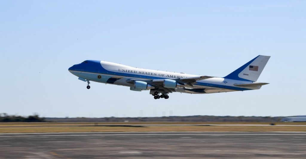 Everything to know about the new Air Force One