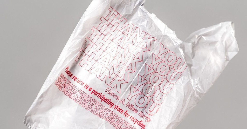 Reusable grocery bags aren't as environmentally friendly as you might think