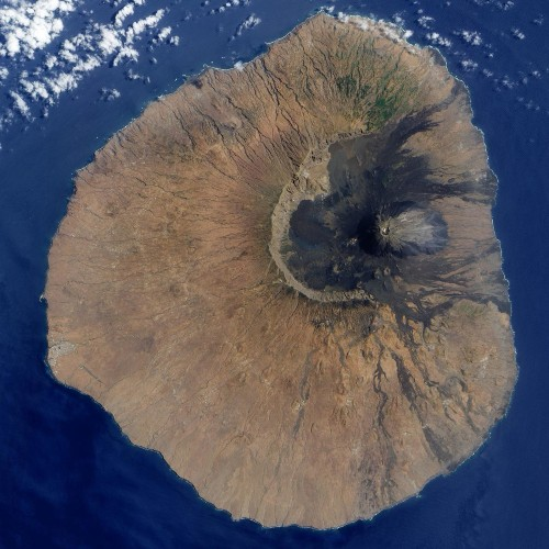 Ancient Volcano Collapse Caused A Tsunami With An 800-Foot Wave
