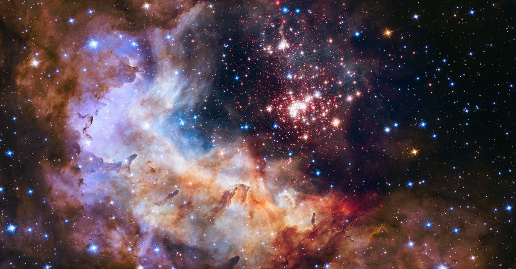 The 12 craziest Hubble pictures of all time
