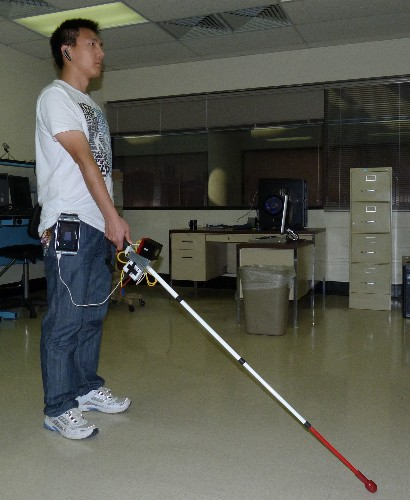 An Autonomous, Self-Steering Robo-Cane, And Other Co-Robots to Come
