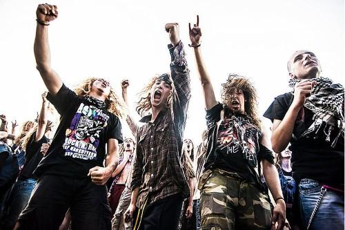 The Psychology Of Loving Heavy Metal