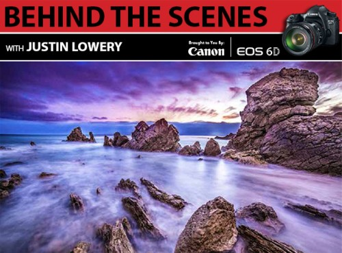 BEHIND THE SCENES WITH the Canon EOS 6D: Photographer Justin Lowery [Sponsored Post]