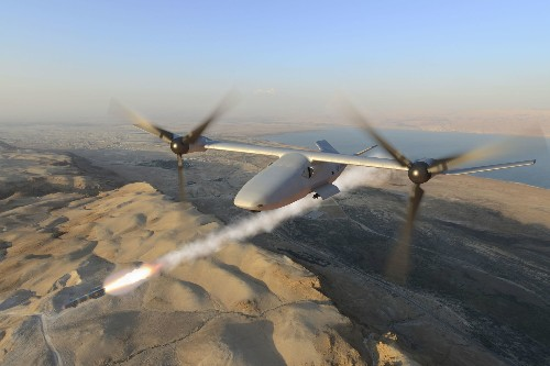Bell Made A Tiltrotor Drone With Missiles For Marines