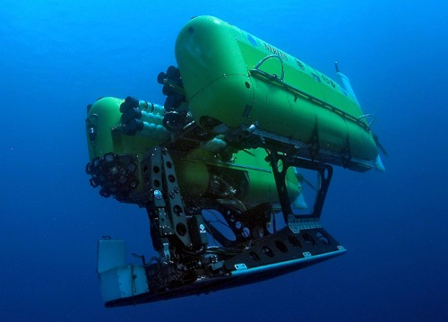 The Selfish, Robot-Centric Case Against Manned Exploration: Underwater Edition
