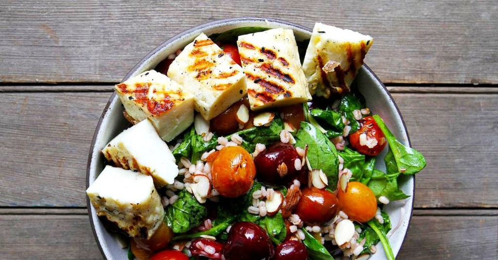 20 ways to grill your salad for dinner tonight