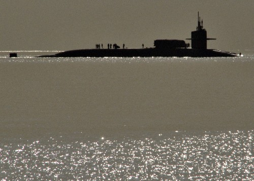 An Extremely Brief History of Military Submarines