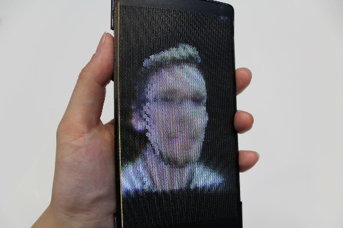 This Flexible, Holographic Smartphone Is The Future