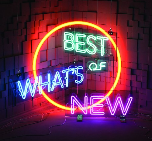 Where's The Best Of What's New?