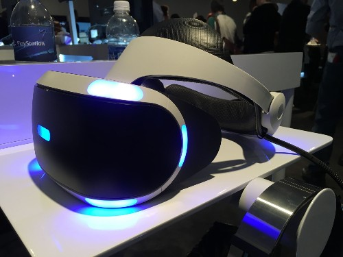 Playstation VR's Launch In 2016 Is Important For Nintendo And Microsoft Gamers Too