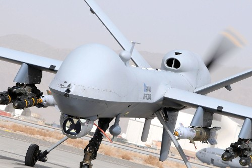 Air Force Wants Cheap Attack Drones It Can Lose In War