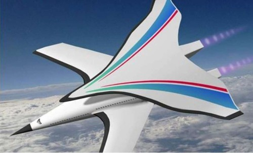 China's hypersonic aircraft would fly from Beijing to New York in two hours