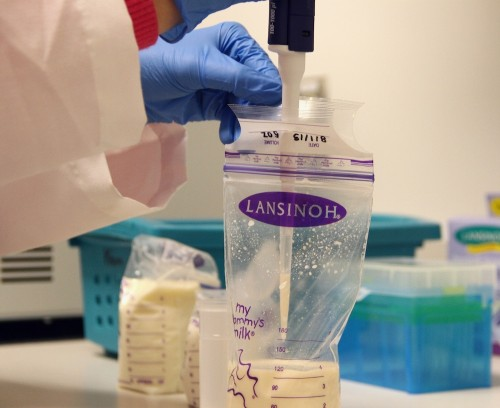 Most Breast Milk Sold Online Is Contaminated
