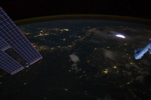 Spying On Thunderstorms From Space [Video]