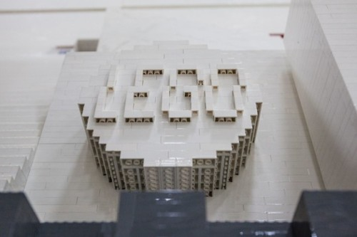 The World's Largest Lego Model Is A Life-Size X-Wing [Video]
