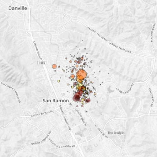 For Two Weeks, This California Town Has Averaged One Earthquake Per Hour