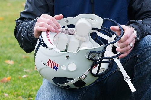 Smart Foam In Football Helmets Measures Impact Of Each Hit