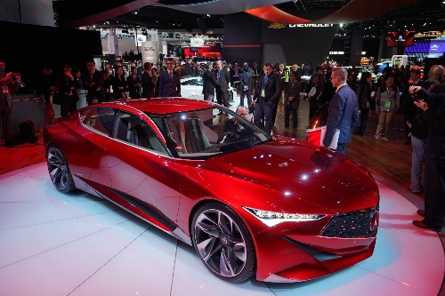 At The 2016 Auto Show: Detroit Grows Up