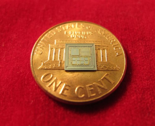 From DARPA, A Navigational Device That Fits On A Penny And Works When GPS Doesn't