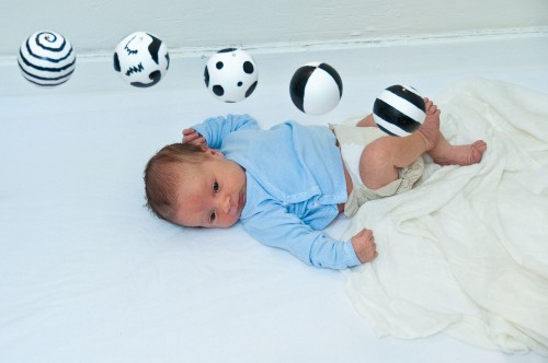 Gaming System Helps Young Babies Kick Their Way To Health
