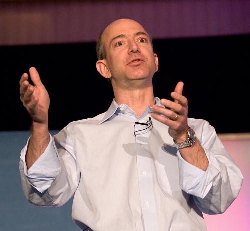 Amazon's Jeff Bezos Buys The Washington Post
